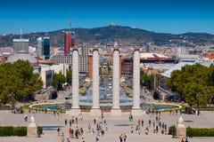 Placa de Espana Stock Photo