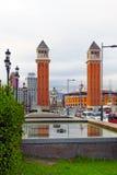 Placa de Espanya Στοκ φωτογραφία με δικαίωμα ελεύθερης χρήσης