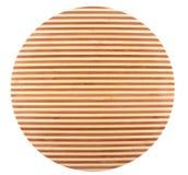Placa de estaca de bambu Foto de Stock Royalty Free