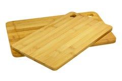 Placa de estaca de madeira Imagens de Stock Royalty Free