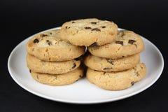 Placa de galletas. Fotografía de archivo