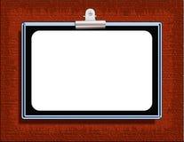 Placa de indicador foto de stock royalty free