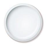 Placa de jantar Imagem de Stock Royalty Free