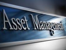 Compañía de gestión de activos Fotos de archivo libres de regalías