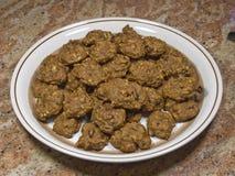 Placa de las galletas frescas 19 Fotografía de archivo libre de regalías