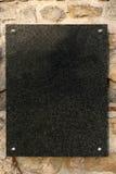 Placa de mármol Imagen de archivo