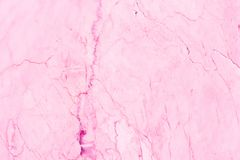 Placa de mármore cor-de-rosa da textura do fundo para o projeto foto de stock
