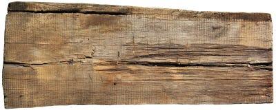 Placa de madeira Fotografia de Stock Royalty Free