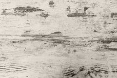 Placa de madeira branca com textura como o fundo imagem de stock