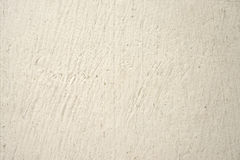 Placa de madeira da pintura branca velha Fotos de Stock