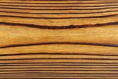 Placa de madeira da textura, fim acima, fundo da vista superior Fotos de Stock Royalty Free