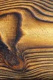 Placa de madeira da textura, fim acima, fundo da vista superior Imagem de Stock