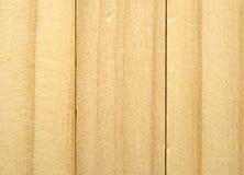 Placa de madeira leve Imagem de Stock