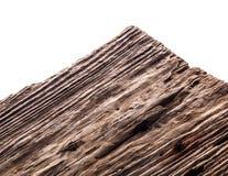 Placa de madeira muito idosa Fotos de Stock Royalty Free