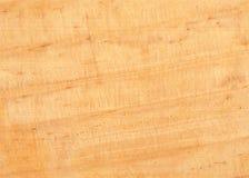 Placa de madeira natural Foto de Stock Royalty Free