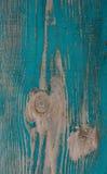 Placa de madeira pintada idosa Imagem de Stock Royalty Free