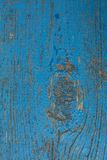 Placa de madeira pintada idosa Foto de Stock Royalty Free