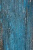 Placa de madeira pintada idosa Fotos de Stock
