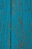Placa de madeira pintada idosa Fotos de Stock Royalty Free