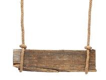Placa de madeira velha fotos de stock