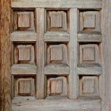 Placa de madera vieja foto de archivo