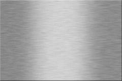 Placa de metal Imagens de Stock Royalty Free