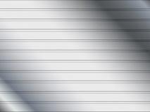 Placa de metal 3 ilustração stock