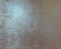Placa de metal aplicada con brocha del alluminium stock de ilustración