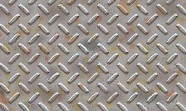 Placa de metal de Alluminium Foto de Stock