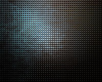 Placa de metal de alumínio escovada ilustração stock