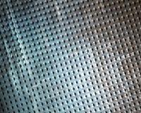 Placa de metal de alumínio escovada ilustração do vetor
