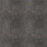 Placa de metal de Grunge Fotos de Stock Royalty Free