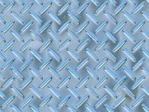 Placa de metal do diamante - digital ilustração do vetor