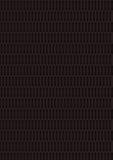 Placa de metal perfurada artificial Fotografia de Stock Royalty Free