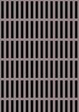 Placa de metal perfurada artificial Imagem de Stock Royalty Free