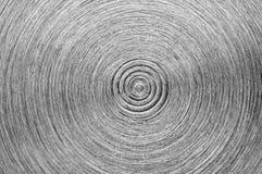 Placa de metal velha Fundo preto e branco abstrato Imagem de Stock