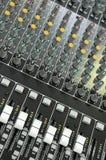 Placa de mistura sadia Foto de Stock