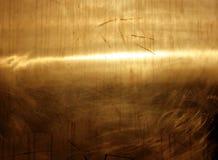 Placa de oro 2 imágenes de archivo libres de regalías