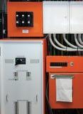 Placa de poder baseada industrial fotos de stock