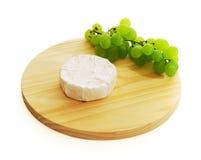 Placa de queso Imagenes de archivo