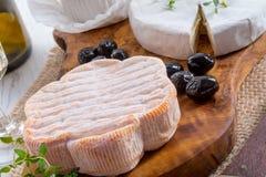 Placa de queso Fotografía de archivo