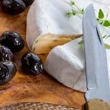 Placa de queso Imagen de archivo