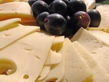 Placa de queso fotos de archivo libres de regalías