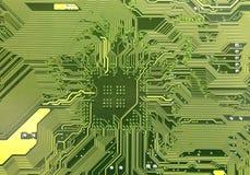 Placa de sistema Imagens de Stock