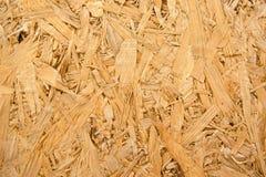 Placa de superfície da textura da madeira compensada para o fundo Fotos de Stock