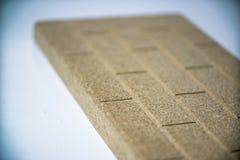Placa de Termo feita do Vermiculite mineral Imagem de Stock