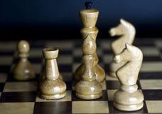 Placa de xadrez ilustração stock