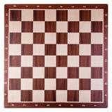Placa de xadrez Fotografia de Stock Royalty Free