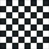 Placa de xadrez vazia Foto de Stock Royalty Free