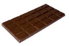 Placa del chocolate Imágenes de archivo libres de regalías